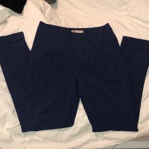 Forever 21 navy blue dress pants
